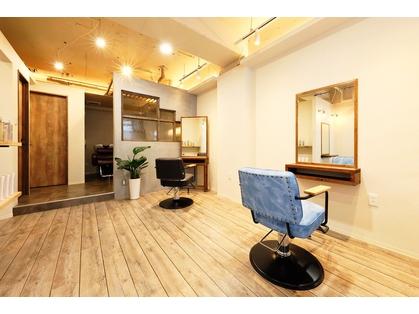 acot【アコット】(神戸・元町・三宮・灘区/美容室)の写真
