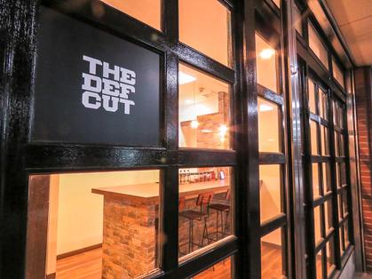 THE DEF CUT 【デフカット】(札幌/美容室)の写真