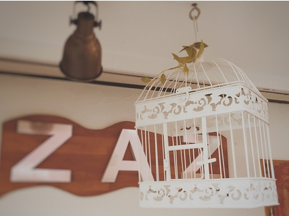 ZAZ【ザズ】(十三・上新庄/美容室)の写真