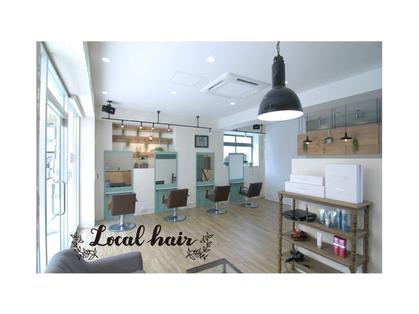 Local hair(福岡市/美容室)の写真