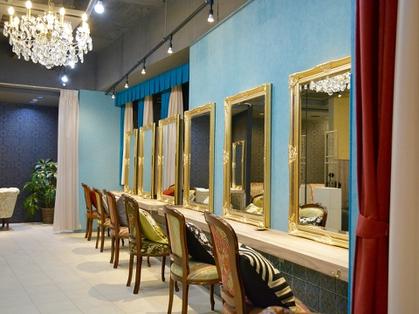Lapis 銀座 blue店 【ラピス ギンザ  ブルー】(銀座・東京丸の内/美容室)の写真