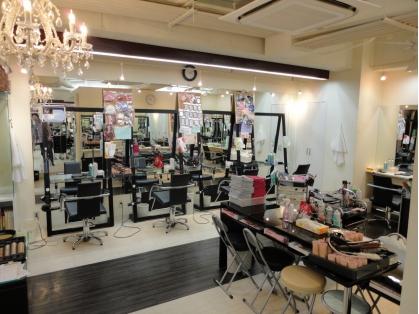 Azare∞NEO北新地本店【アザレネオ】(梅田・京橋/美容室)の写真