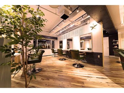 soen hair bloom 札幌駅前 【ソーエン ヘアー ブルーム サッポロエキマエ】 札幌6号店(札幌/美容室)の写真