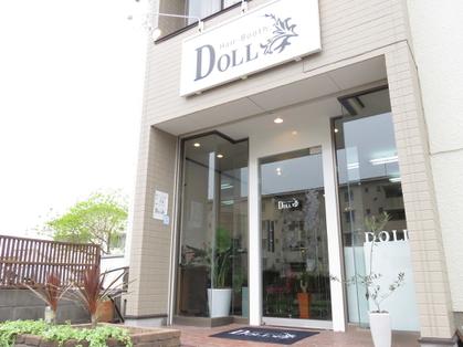 Hair - Booth. DOLL 【ヘアブース ドール】(加古川・姫路/美容室)の写真
