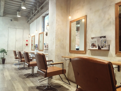 LIMNON【リムノン】(福岡市/美容室)の写真