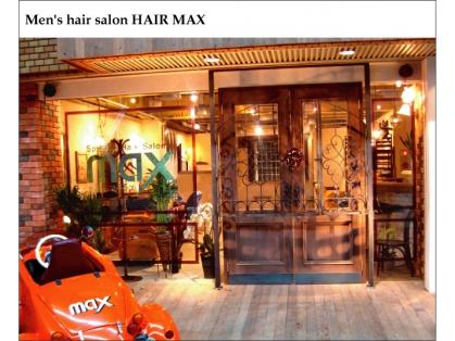 Men's salon HAIR MAX 【ヘアー マックス】(堺・泉南・岸和田/美容室)の写真