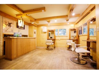 Good hair 47 forty-seven フォーティーセブン(下北沢・経堂・成城・笹塚・下高井戸/美容室)の写真