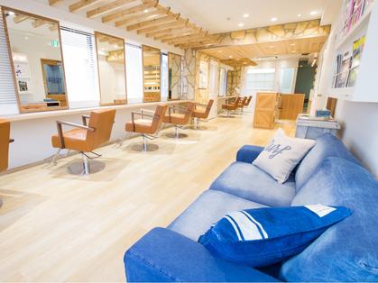 EIGHT shinjuku 【エイト】 新宿店(新宿・代々木・高田馬場/美容室)の写真