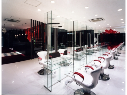 HAIR & MAKE EARTH 南福島店(福島・郡山・いわき・会津若松/美容室)の写真