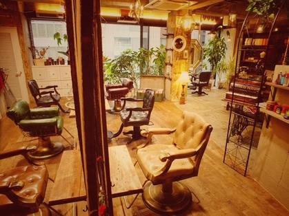 men's attic 【メンズ アティック】(福島・野田・大正・西淀川/美容室)の写真