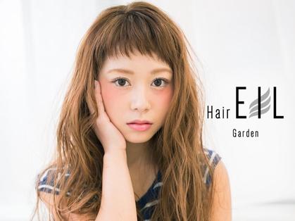 EIL hair Garden【エイルヘアーガーデン】(久留米・大牟田/美容室)の写真
