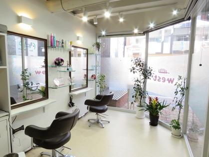 Hair Salon West【ヘアーサロンウェスト】(長崎・佐世保/美容室)の写真