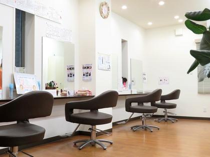 美容室Ange(鹿児島・薩摩川内/美容室)の写真