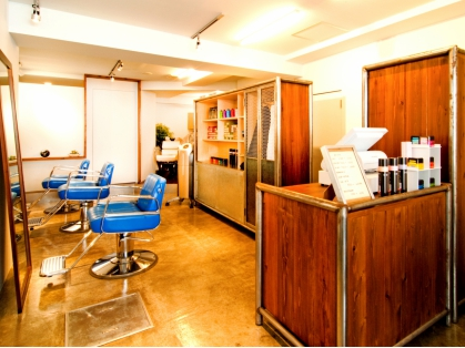 ASTRO design of hair(アストロデザインオブヘアー 高田馬場)(新宿・代々木・高田馬場/美容室)の写真