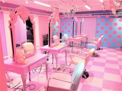 Candye Syrup 【キャンディー シロップ】 (原宿・表参道・青山/美容室)の写真