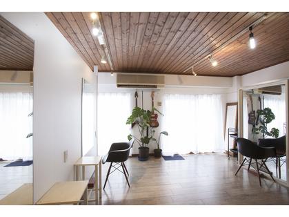 NUTS HAIR(原宿・表参道・青山/美容室)の写真