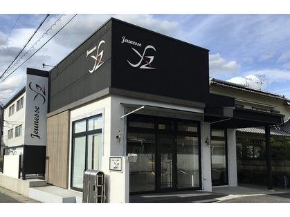 Jeunesse yz【ジュネス ワイズ】(奈良・生駒・橿原/美容室)の写真
