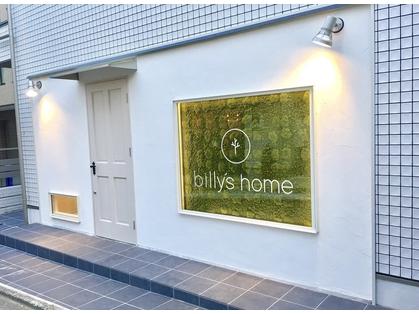billy's home -ビリーズ ホーム- 自由が丘店(自由が丘・中目黒/美容室)の写真