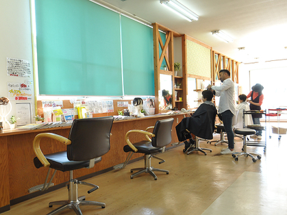 reborn 大高本店(名古屋/美容室)の写真