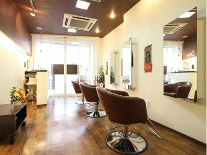 Calmn HAIRS 【カルムヘアーズ】(福島・野田・大正・西淀川/美容室)の写真