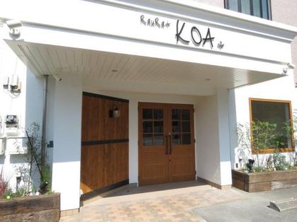 RauRa+KOA【ラウラ コア】(北九州市/美容室)の写真