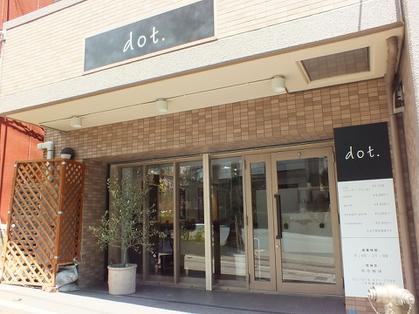 dot.【ドット】(神戸・元町・三宮・灘区/美容室)の写真