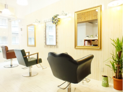 porte bonheur 【ポルトボヌール】(神戸・元町・三宮・灘区/美容室)の写真
