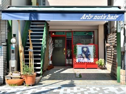 Arly nut's hair 【アーリーナッツヘア】(福島・野田・大正・西淀川/美容室)の写真