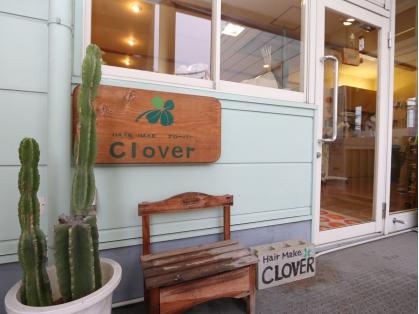 HAIR MAKE Clover(和歌山・有田・御坊/美容室)の写真