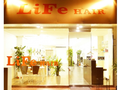 LiFe HAIR 【ライフ ヘアー】(堺・泉南・岸和田/美容室)の写真
