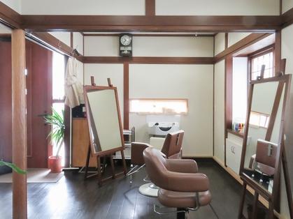 美容室 糸(福島・郡山・いわき・会津若松/美容室)の写真