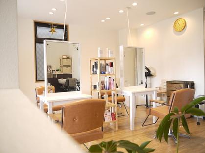 hair design ACERO【アーチェロ】(福岡市/美容室)の写真