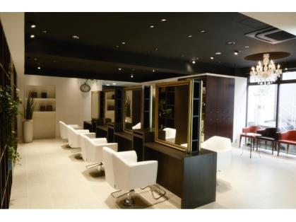 pas de deux Luxe店(原宿・表参道・青山/美容室)の写真