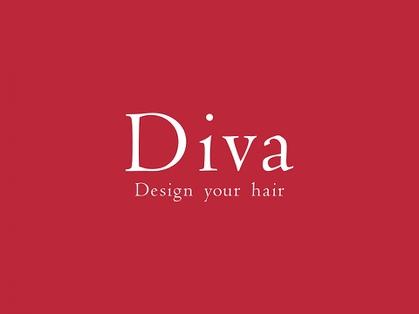 Diva  Design your hair【ディーバ】(福島・郡山・いわき・会津若松/美容室)の写真
