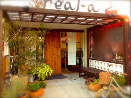 real-a 【リアラ】(福島・野田・大正・西淀川/美容室)の写真