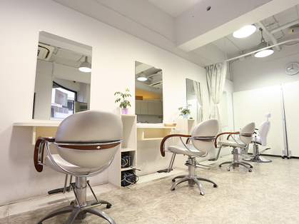 ポライト美容室(藤井寺・富田林・河内長野/美容室)の写真