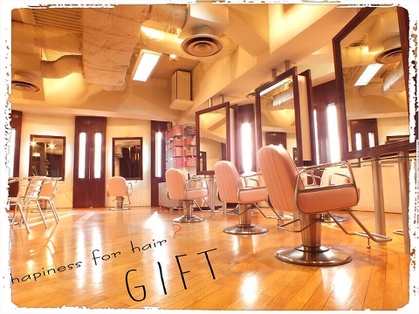 gift 【ギフト】(札幌/美容室)の写真