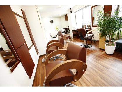 ぉ家Salon  六本木【オウチサロン】(六本木・赤坂・麻布・白金/美容室)の写真