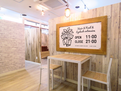 Total Beauty LIT【リット】 (札幌/美容室)の写真