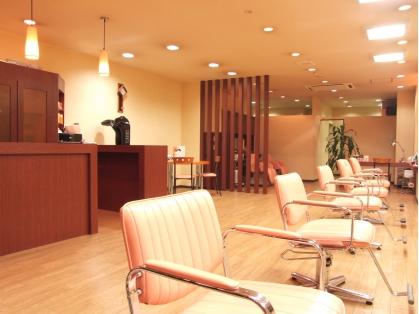 HAIR SPACE Accueil(福島・野田・大正・西淀川/美容室)の写真