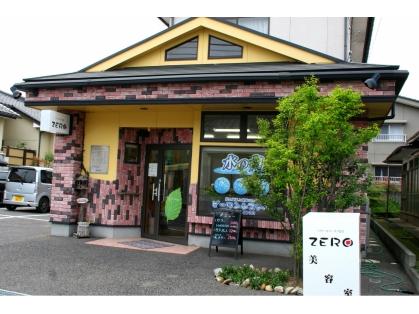 ヘアースペース・ゼロ ZERO(福島・郡山・いわき・会津若松/美容室)の写真