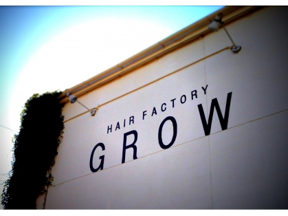 HAIR FACTORY GROW(福島・野田・大正・西淀川/美容室)の写真