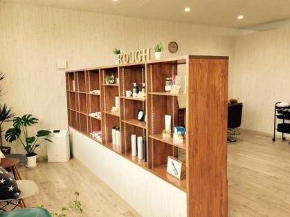 Hair Salon RougH【ラフ】(福島・郡山・いわき・会津若松/美容室)の写真
