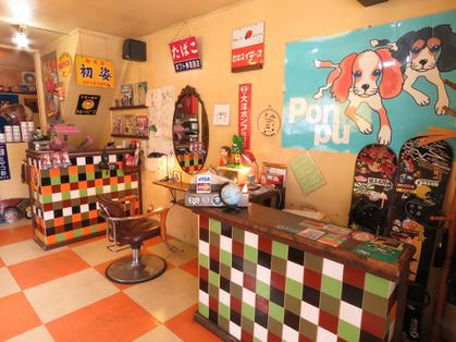 PONPU【ポンプ】(福岡市/美容室)の写真