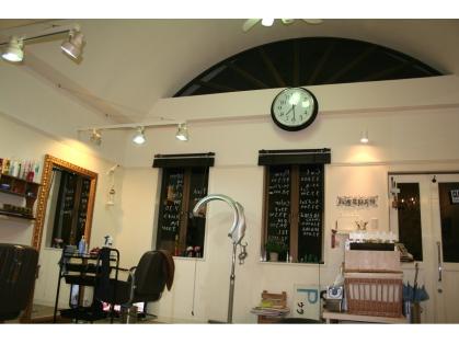 hair room GARDEN(福島・郡山・いわき・会津若松/美容室)の写真
