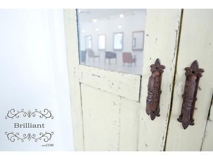 トータルビューティービル Brilliant 【ブリリアント】(佐賀・伊万里・唐津/美容室)の写真