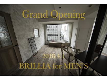 men's BRILLIA【メンズブリリア】(心斎橋・天王寺・難波/美容室)の写真
