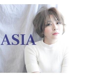 ASIA(鹿児島・薩摩川内/美容室)の写真
