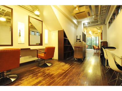 Hair Salon NALU 表参道 【ヘア サロン ナルー】(原宿・表参道・青山/美容室)の写真
