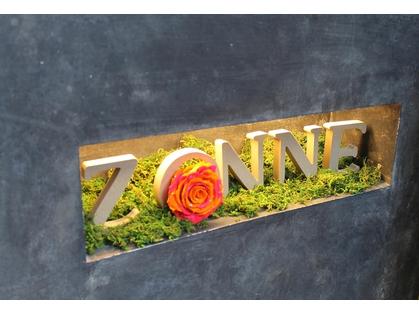 atelier ZONNE【アトリエ ゾンネ】(神戸・元町・三宮・灘区/美容室)の写真